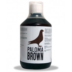 Paloma Brown 500 ml